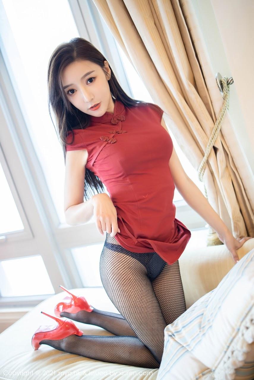 [MyGirl] 2021-03-18 Vol.498 Wang Xinyao yanni